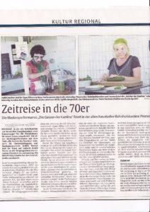 """Rheinpfalz-Artikel zu """"Die Geister der Kantine"""""""